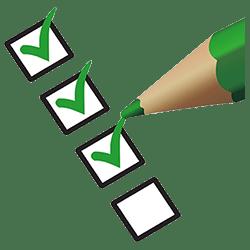 checklist,list