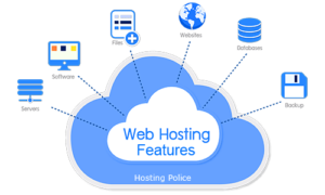web hosting features,hosting features